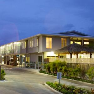 Foto Hotel: The Coast Motel, Yeppoon