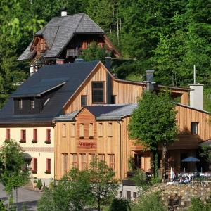Fotos do Hotel: Hotel Fahrnberger, Göstling an der Ybbs