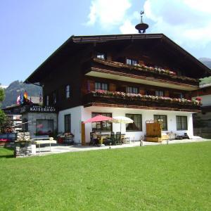 Фотографии отеля: Hotel-Garni Kaiserhof, Раурис
