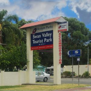 Hotellikuvia: Acclaim Swan Valley Tourist Park, West Swan