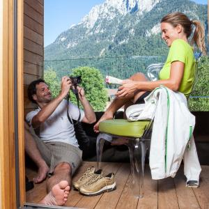 Fotos do Hotel: Hotel Wirtshaus Sattlerwirt, Ebbs