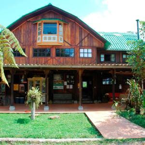 Hotel Pictures: Sachatamia Lodge, Mindo
