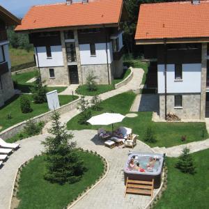 酒店图片: Chamkoria Chalets, 波罗维茨