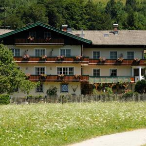 ホテル写真: Frühstückspension Huber, フシュル・アム・ゼー