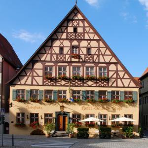 Hotelbilleder: Hotel Goldene Rose, Dinkelsbühl