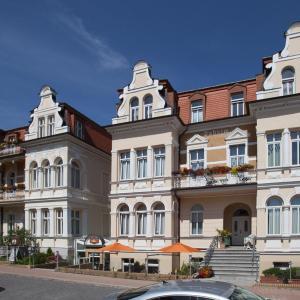 Hotelbilleder: Hotel Villa Auguste Viktoria, Ahlbeck