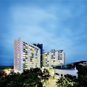 Fotografie hotelů: Hanwha Resort Daecheon Paros, Boryeong