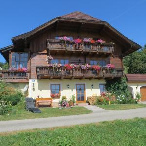 Hotelbilleder: Ferienwohnung Brigitte Perner, Nussdorf am Attersee