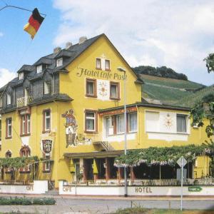 Hotelbilleder: Hotel Café Post, Rüdesheim am Rhein