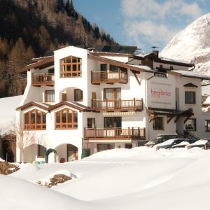 Fotos do Hotel: Pension Bergfrieden, Obergurgl