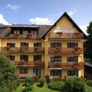 Hotelbilleder: Hotel Weidenau, Bad Orb