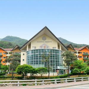 Zdjęcia hotelu: Hanwha Resort Sanjeong Lake Annecy, Pocheon