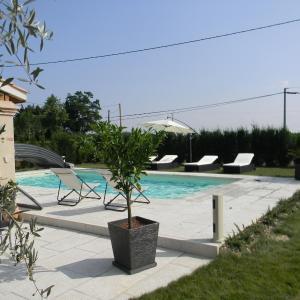 Hotel Pictures: Maison d'Hôtes L'Oustal d'Adèle, Saint-Nicolas-de-la-Grave