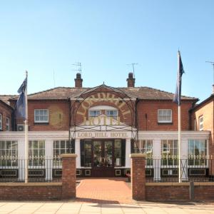 Hotel Pictures: Lord Hill Hotel & Restaurant, Shrewsbury