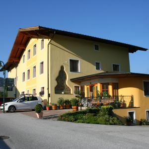 酒店图片: Hotel Pension Barbara, 圣马丁安提奈各布里奇