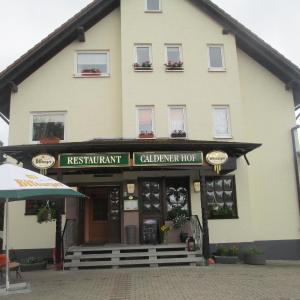 Hotel Pictures: Hotel u d Restaurant Caldener Hof, Calden