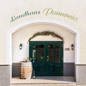 ホテル写真: Landhaus Pannonia, メルビッシュ・アム・ゼー