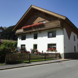 Hotellikuvia: Ferienwohnungen Pahle, Bichlbach