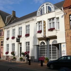 Фотографии отеля: Hostellerie Croonhof, Вёрне