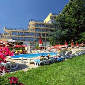 Hotel Pictures: Hotel Gradina, Golden Sands