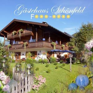 Hotelbilleder: Gästehaus Schönfeld, Reit im Winkl