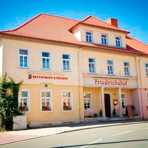 Hotel Pictures: Pension Friedrichshof, Bad Klosterlausnitz