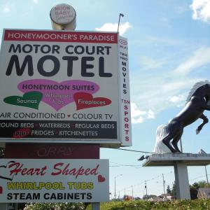 Hotel Pictures: Motor Court Motel, London