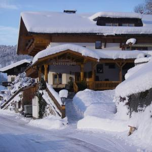 Fotos do Hotel: Berggasthof Hintergföll, Unken
