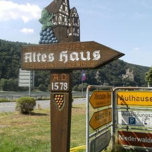 Hotelbilleder: Altes Haus, Rüdesheim am Rhein