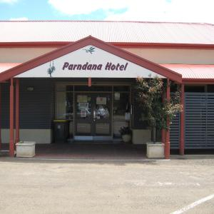 Zdjęcia hotelu: Parndana Hotel Cabins, Parndana