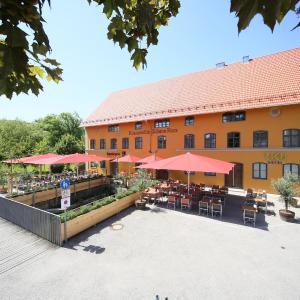 Hotelbilleder: Hotel Kunstmühle, Mindelheim