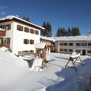 Hotellikuvia: Gästehaus am Graben, Reutte