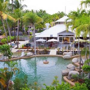 Foto Hotel: Reef Resort Port Douglas by Rydges (Formerly Rendezvous Reef Resort Port Douglas), Port Douglas