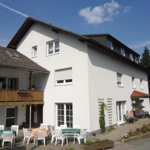 Hotelbilleder: Pension & Café Haus Dewenter, Lichtenau