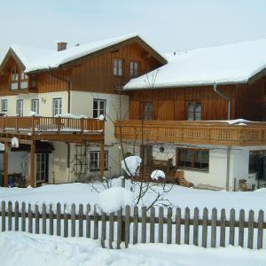 Hotelbilleder: Gästehaus Alpin, Bergen
