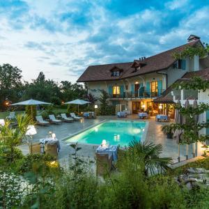 Hotel Pictures: Villa Cécile, Yvoire