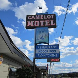 Hotel Pictures: Camelot Court Motel, Prince George