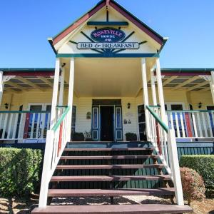 Φωτογραφίες: Rosevillehouse Bed & Breakfast, Maleny