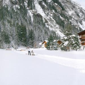 Hotellikuvia: Gletscher-Landhaus Brunnenkogel, Sankt Leonhard im Pitztal