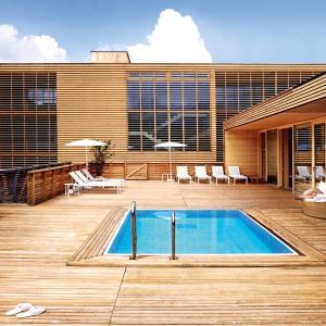 Hotelbilder: Hotel Post und Susanne Kaufmann SPA, Bezau