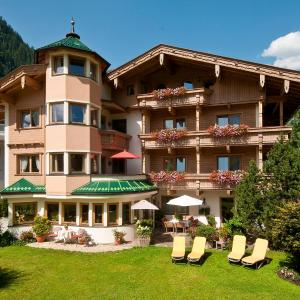Hotelfoto's: Hotel Garni Glockenstuhl, Mayrhofen