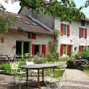 Hotel Pictures: Les Basses Portes, Saint-Baudille-de-la-Tour