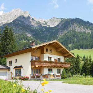 酒店图片: Apartments Alpenfrieden, 圣马丁安提奈各布里奇