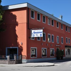 ホテル写真: Hotel Almtalerhof, Traun