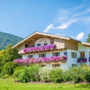 Fotografie hotelů: Ferienwohnungen Müller, Sankt Ulrich am Pillersee