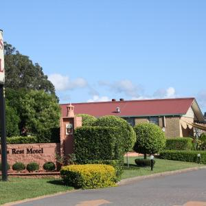 Fotografie hotelů: Hunter Valley Travellers Rest Motel, Cessnock