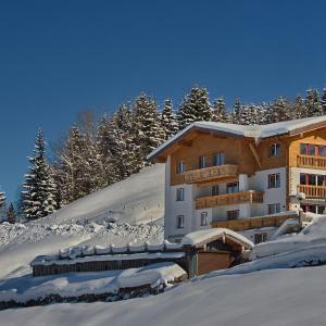 Foto Hotel: Ferien-Schlössle Michaela, Riezlern