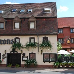 Hotelbilleder: Hotel Krone, Laudenbach