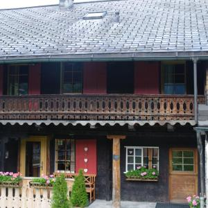 Hotel Pictures: Chalet Cergnat Bed and Breakfast, Morgins