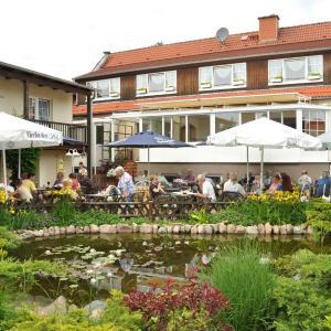 Hotelbilleder: Lindengarten, Kleinzerlang